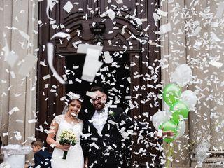 Le nozze di Carmen e Christian 1