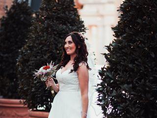 Le nozze di Erika e Jefferson 1