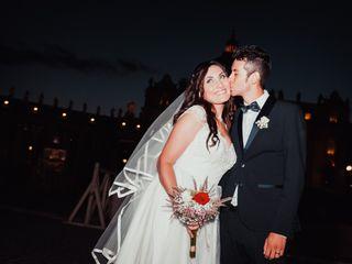 Le nozze di Erika e Jefferson