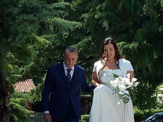 Le nozze di Laura e Antonio 1