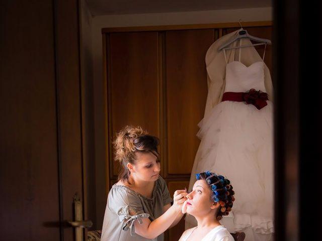 Il matrimonio di Gianni e Martina a San Miniato, Pisa 4