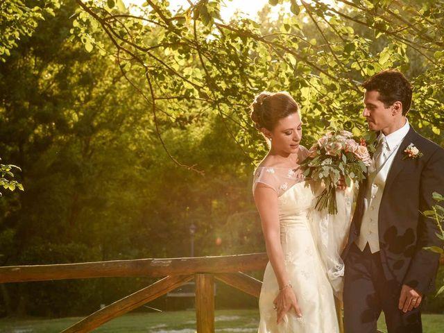 Le nozze di Maria Giulia e Antonio
