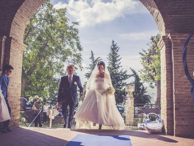 Il matrimonio di Costanzo e Federica a Città Sant'Angelo, Pescara 21