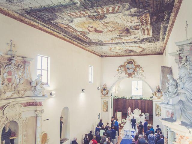 Il matrimonio di Costanzo e Federica a Città Sant'Angelo, Pescara 22