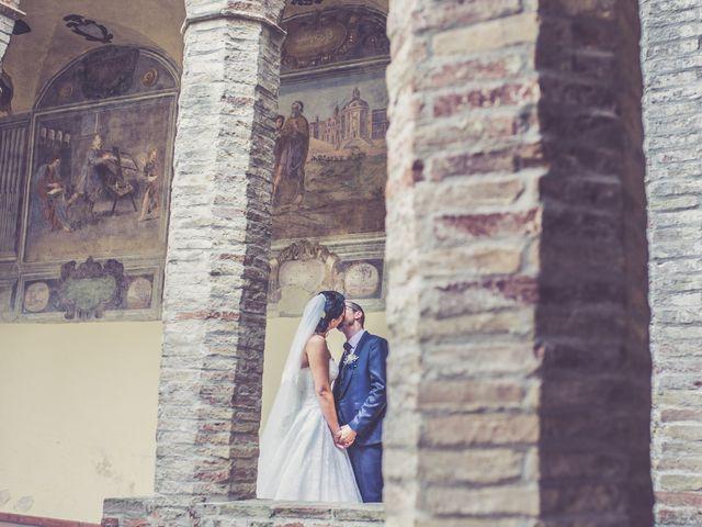 Il matrimonio di Costanzo e Federica a Città Sant'Angelo, Pescara 24
