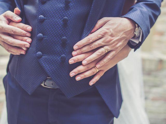 Il matrimonio di Costanzo e Federica a Città Sant'Angelo, Pescara 26
