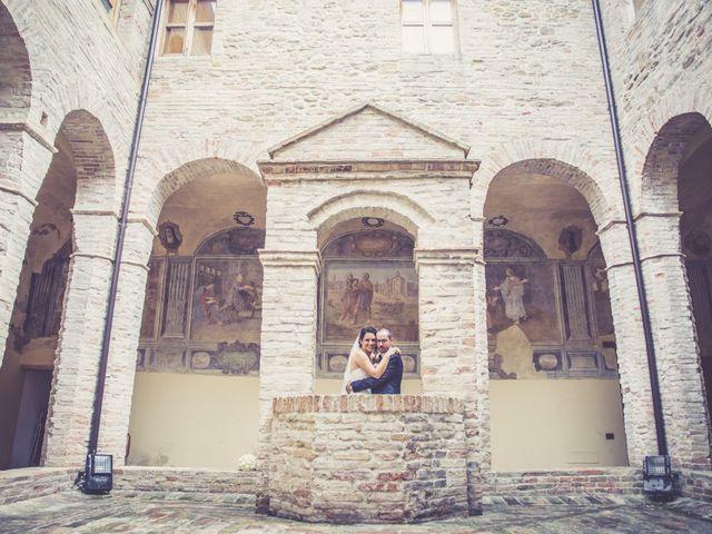 Il matrimonio di Costanzo e Federica a Città Sant'Angelo, Pescara 2