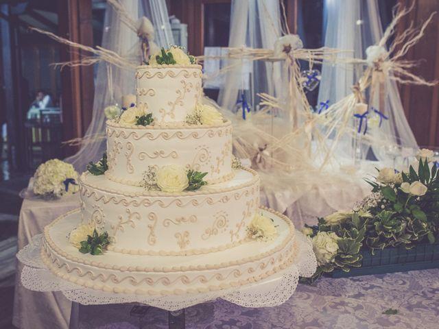 Il matrimonio di Costanzo e Federica a Città Sant'Angelo, Pescara 30