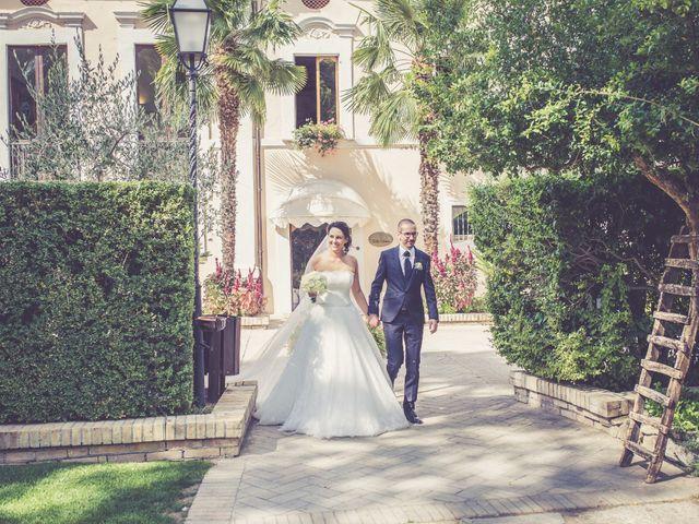 Il matrimonio di Costanzo e Federica a Città Sant'Angelo, Pescara 35