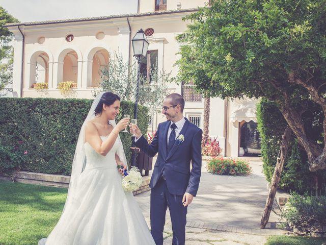Il matrimonio di Costanzo e Federica a Città Sant'Angelo, Pescara 37