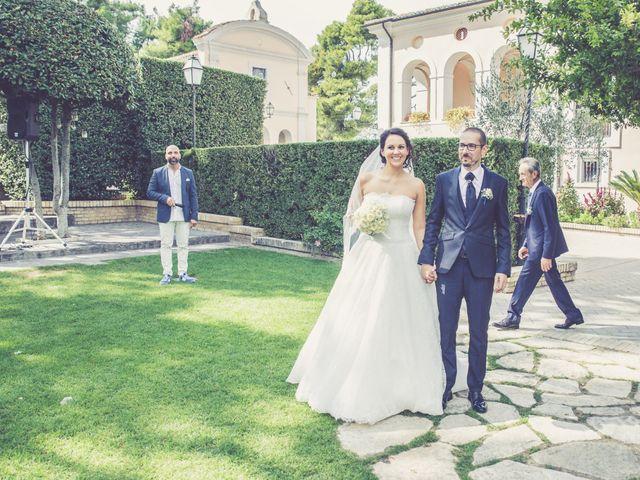 Il matrimonio di Costanzo e Federica a Città Sant'Angelo, Pescara 38