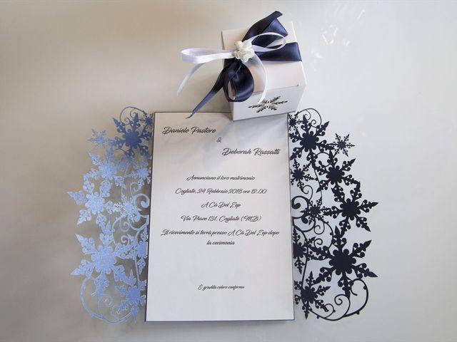 Il matrimonio di Daniele e Deborah a Limbiate, Monza e Brianza 1