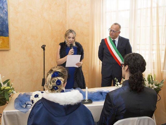 Il matrimonio di Daniele e Deborah a Limbiate, Monza e Brianza 12