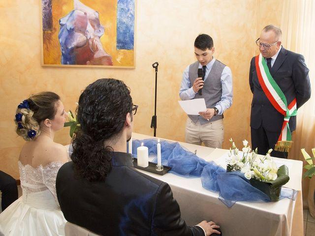 Il matrimonio di Daniele e Deborah a Limbiate, Monza e Brianza 15
