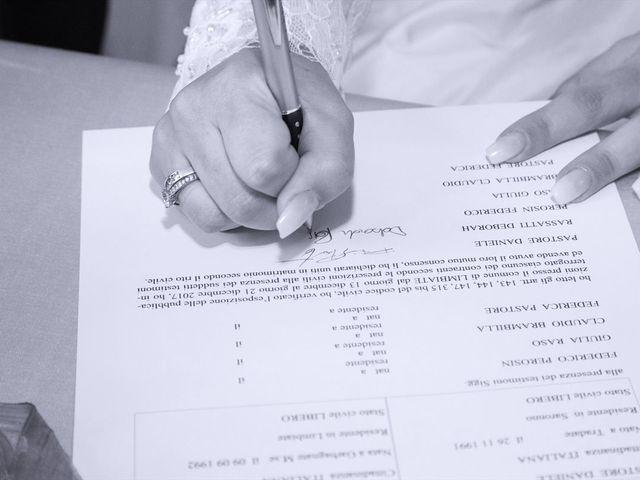 Il matrimonio di Daniele e Deborah a Limbiate, Monza e Brianza 21