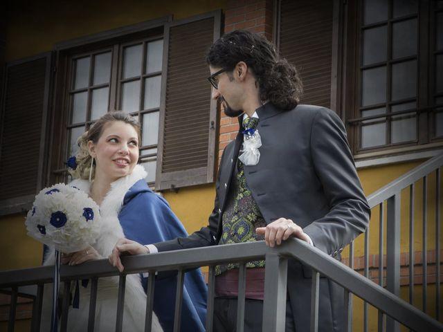 Il matrimonio di Daniele e Deborah a Limbiate, Monza e Brianza 26