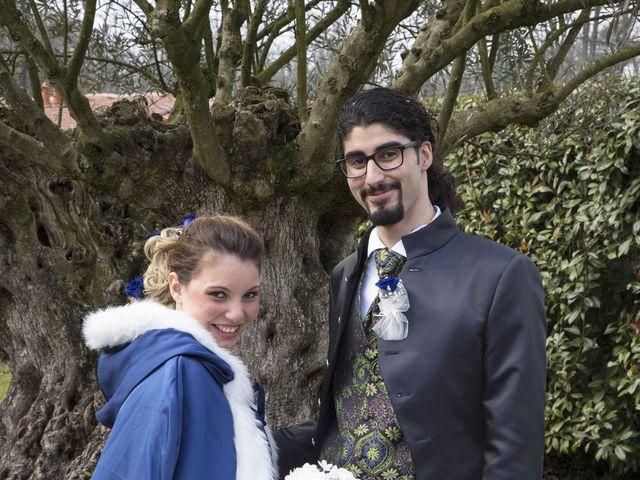 Il matrimonio di Daniele e Deborah a Limbiate, Monza e Brianza 27