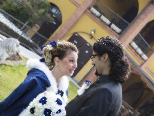 Il matrimonio di Daniele e Deborah a Limbiate, Monza e Brianza 28