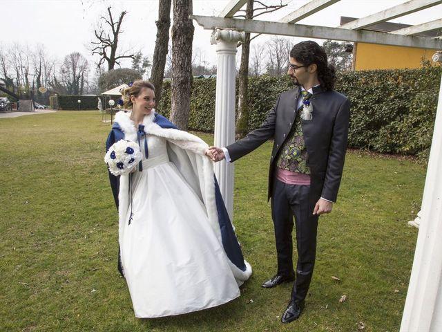 Il matrimonio di Daniele e Deborah a Limbiate, Monza e Brianza 31