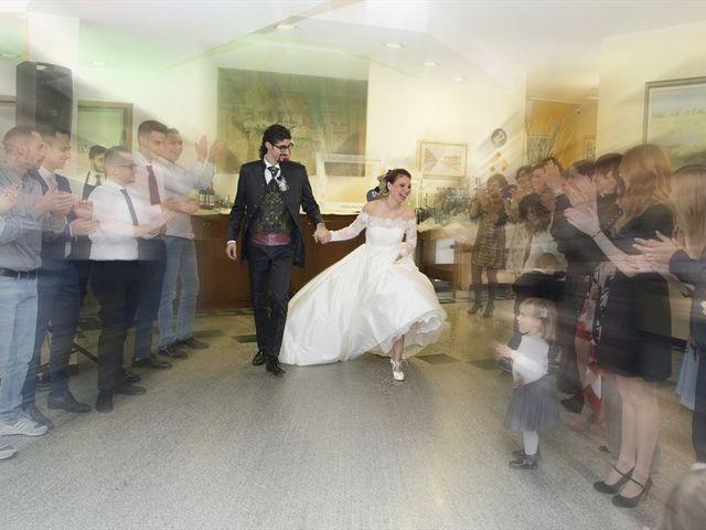 Il matrimonio di Daniele e Deborah a Limbiate, Monza e Brianza 36