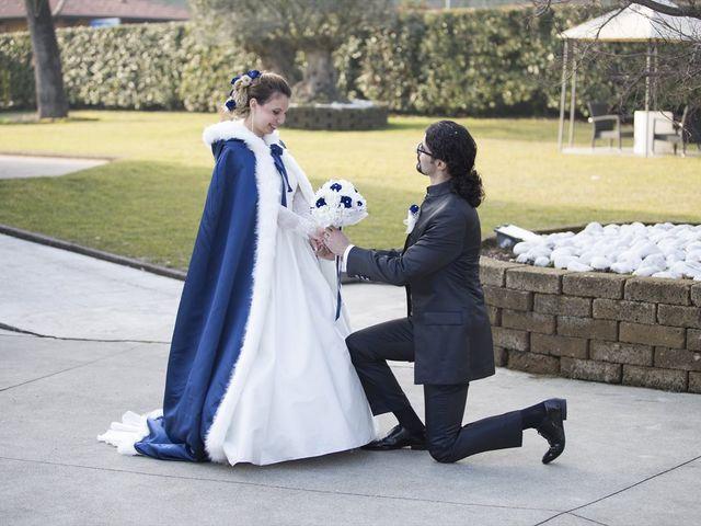 Il matrimonio di Daniele e Deborah a Limbiate, Monza e Brianza 41