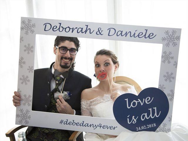 Il matrimonio di Daniele e Deborah a Limbiate, Monza e Brianza 46