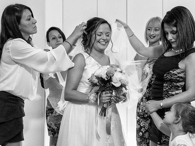Il matrimonio di Fabrizio e Tatiana a Cesano Maderno, Monza e Brianza 8