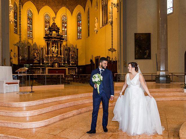 Il matrimonio di Fabrizio e Tatiana a Cesano Maderno, Monza e Brianza 19
