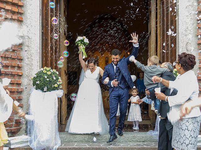 Il matrimonio di Fabrizio e Tatiana a Cesano Maderno, Monza e Brianza 1