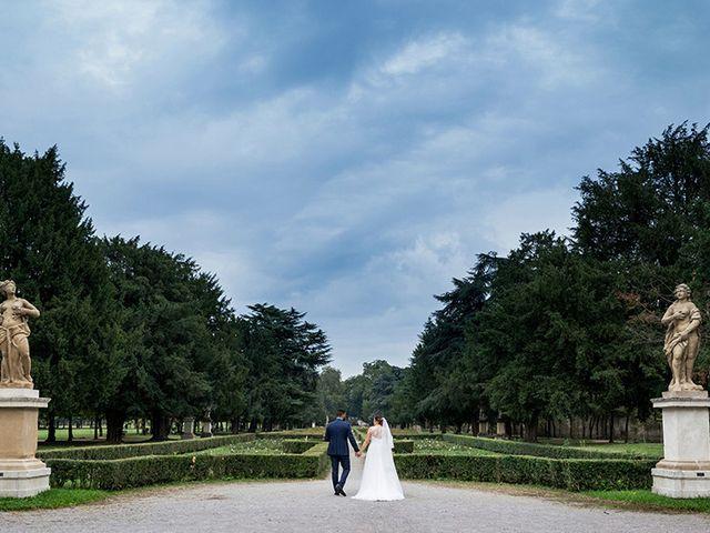 Il matrimonio di Fabrizio e Tatiana a Cesano Maderno, Monza e Brianza 2