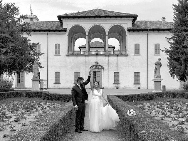 Il matrimonio di Fabrizio e Tatiana a Cesano Maderno, Monza e Brianza 20