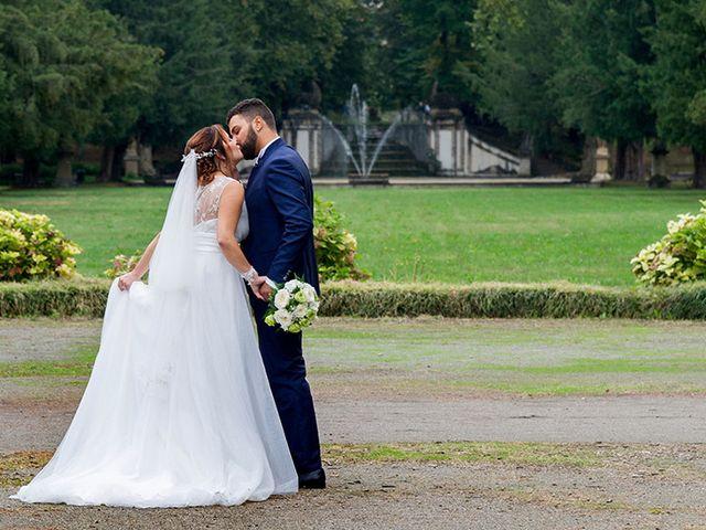 Il matrimonio di Fabrizio e Tatiana a Cesano Maderno, Monza e Brianza 21