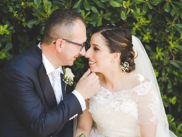 le nozze di Maria e Fernando