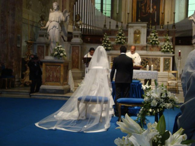 Il matrimonio di Laura e Andrea  a Roma, Roma 1