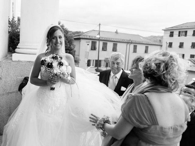 Il matrimonio di Corrado e Cristina a Genova, Genova 24