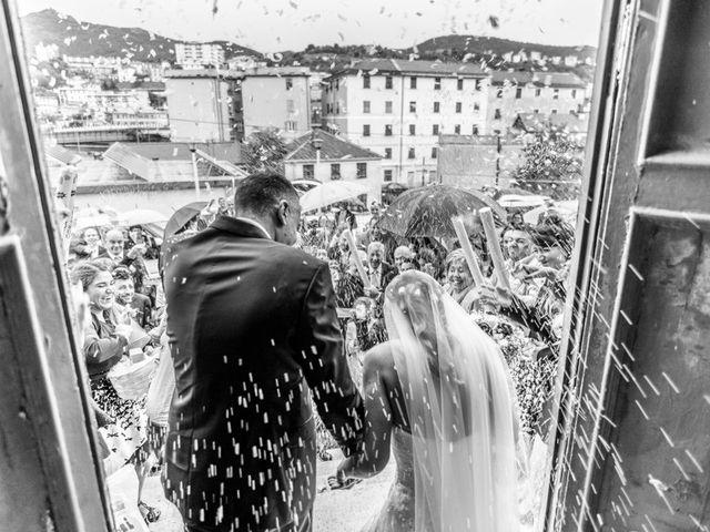 Il matrimonio di Corrado e Cristina a Genova, Genova 50
