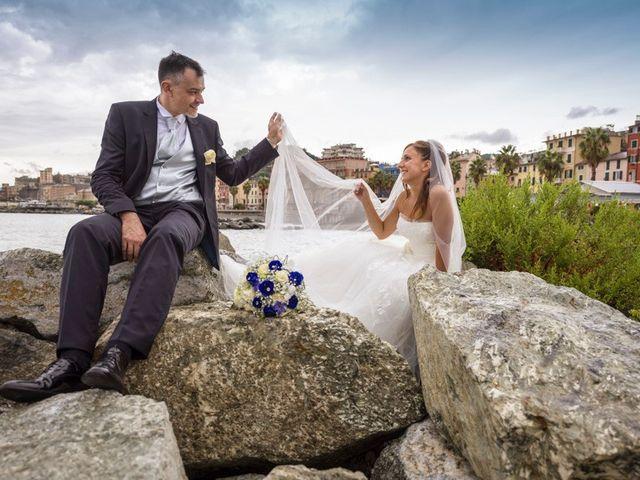 Il matrimonio di Corrado e Cristina a Genova, Genova 53