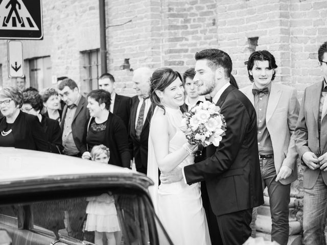 Il matrimonio di Dario e Erica a Quinto Vicentino, Vicenza 14