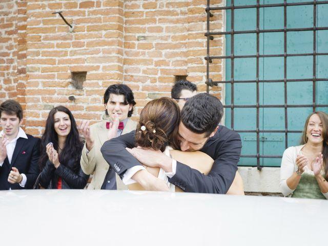 Il matrimonio di Dario e Erica a Quinto Vicentino, Vicenza 15