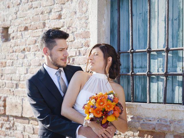 Il matrimonio di Dario e Erica a Quinto Vicentino, Vicenza 20
