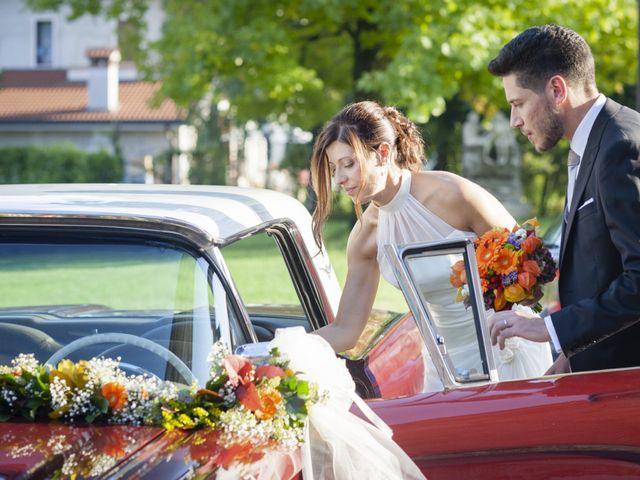 Il matrimonio di Dario e Erica a Quinto Vicentino, Vicenza 22