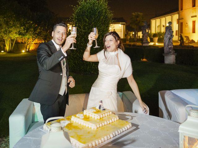 Il matrimonio di Dario e Erica a Quinto Vicentino, Vicenza 38