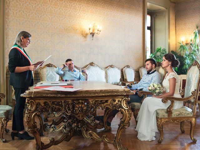 Il matrimonio di Eugenio e Vittoria a Ivrea, Torino 3