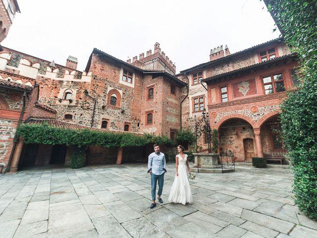 Il matrimonio di Eugenio e Vittoria a Ivrea, Torino 10