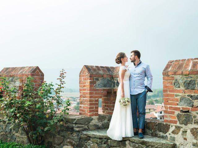 Il matrimonio di Eugenio e Vittoria a Ivrea, Torino 1