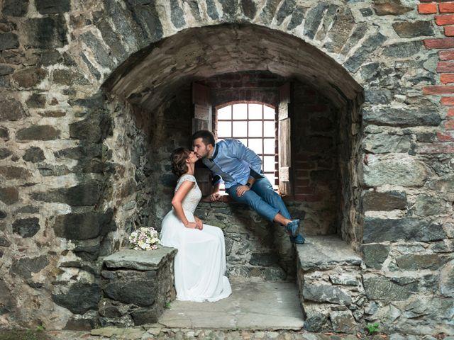 Il matrimonio di Eugenio e Vittoria a Ivrea, Torino 13