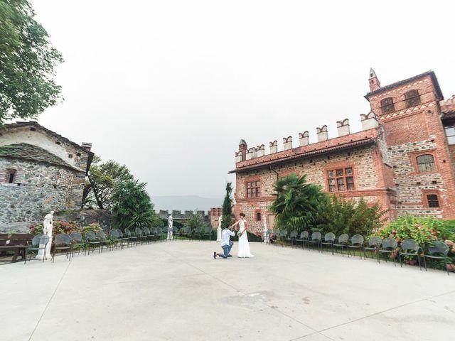 Il matrimonio di Eugenio e Vittoria a Ivrea, Torino 14