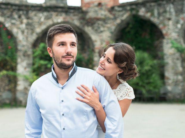 Il matrimonio di Eugenio e Vittoria a Ivrea, Torino 16
