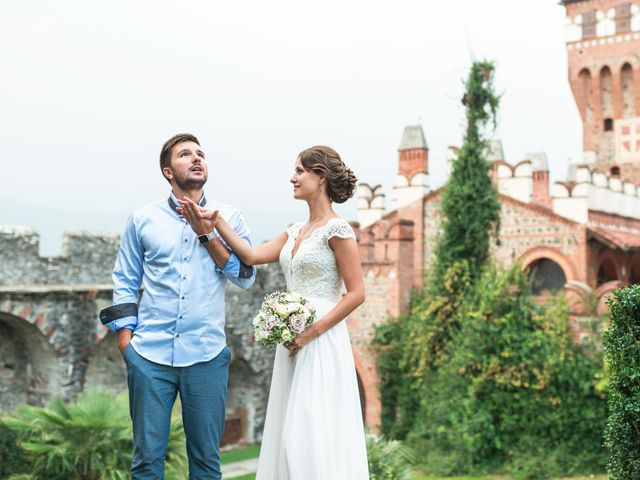 Il matrimonio di Eugenio e Vittoria a Ivrea, Torino 17