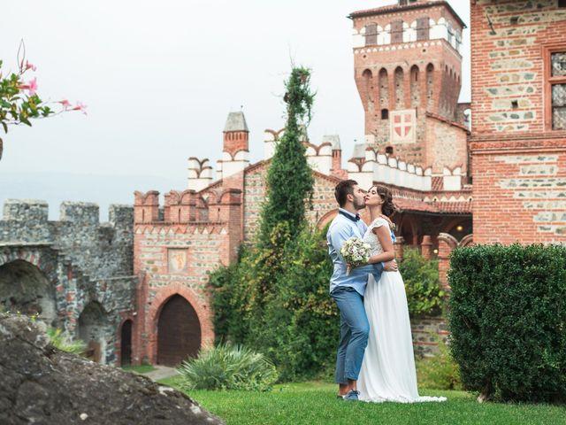 Il matrimonio di Eugenio e Vittoria a Ivrea, Torino 2